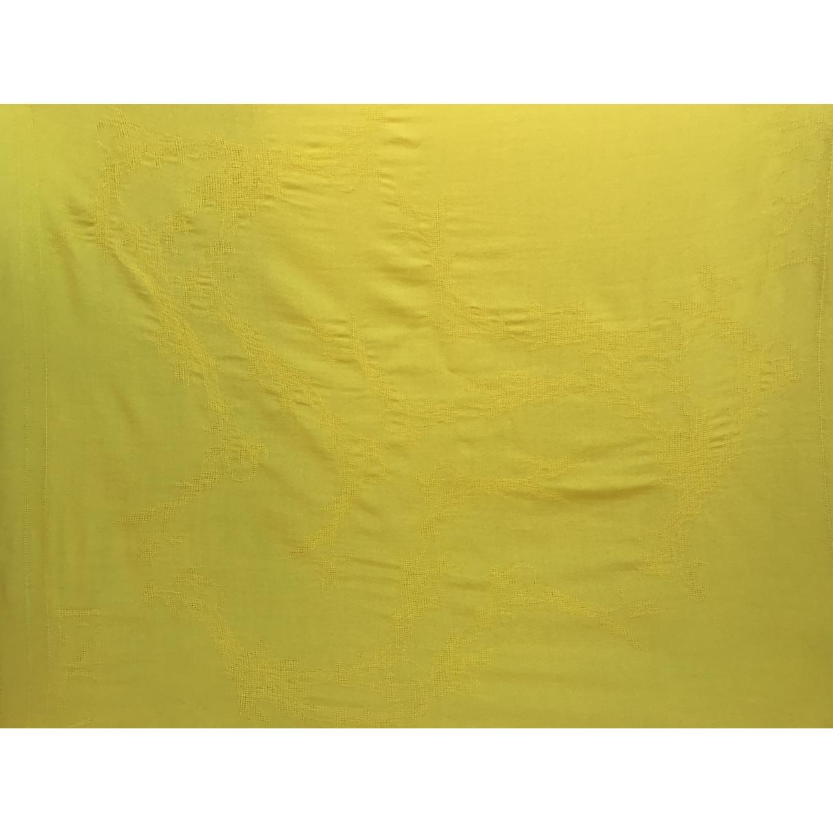 Escada - Carre   pour femme en laine - jaune