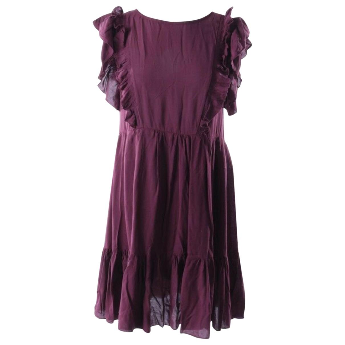 Zadig & Voltaire \N Kleid in Viskose