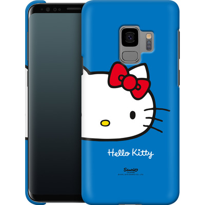 Samsung Galaxy S9 Smartphone Huelle - Hello Kitty Closeup von Hello Kitty