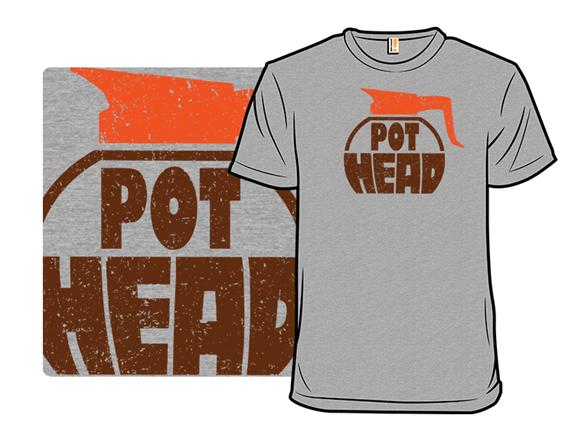 Pothead T Shirt