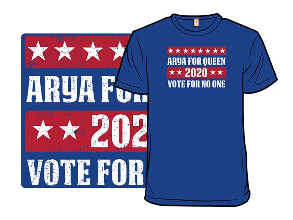 Arya 2020 T Shirt