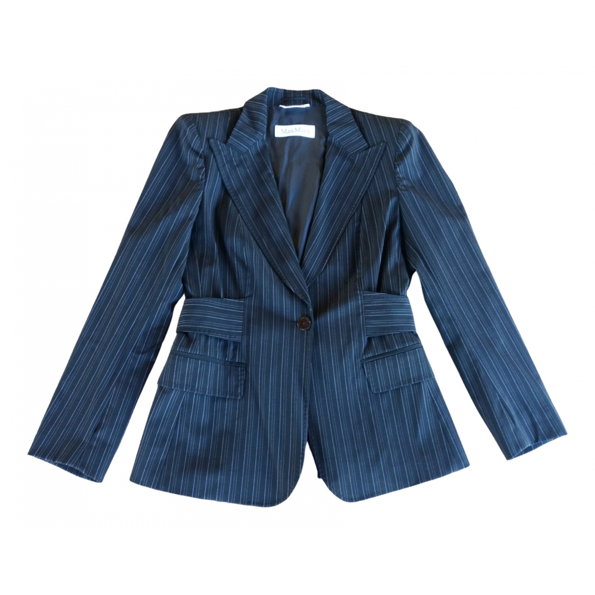 Max Mara \N Wool jacket for Women 40 FR