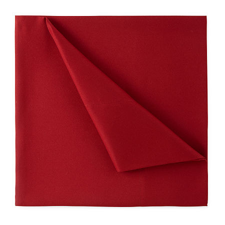 Home Expressions Microfiber Plus Ultra Soft Easy Care Wrinkle Resistant Sheet Set, One Size , Red