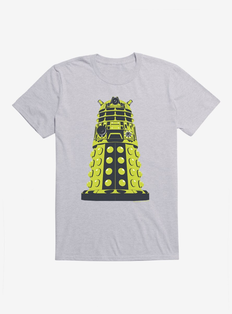 Doctor Who Straight View T-Shirt