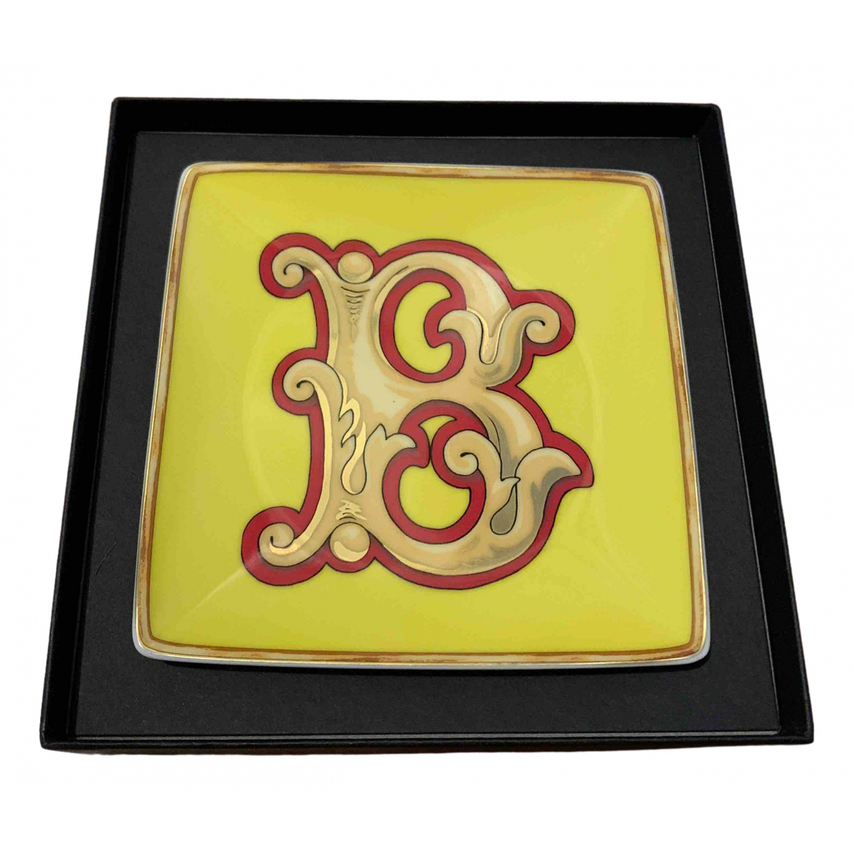 Versace - Objets & Deco   pour lifestyle en ceramique - jaune