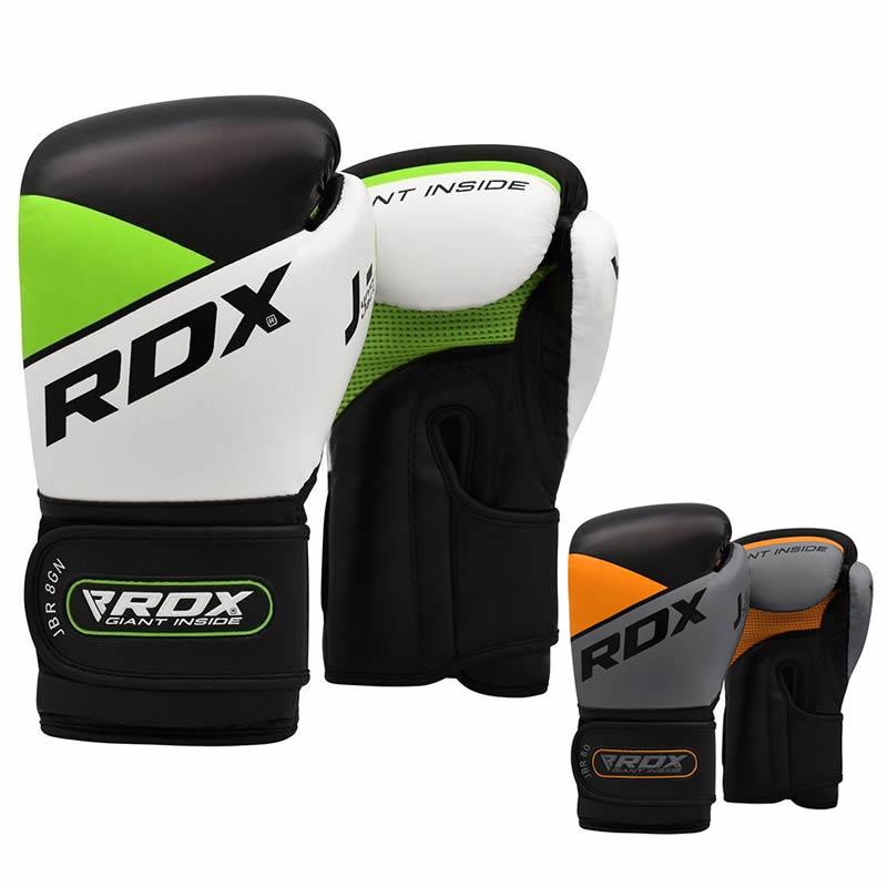 RDX R8 Kinder Boxhandschuhe Haken und Schleife Kunstleder