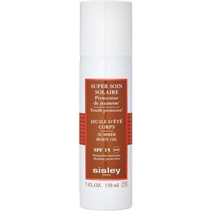 Sisley Creme solaire Super Soin Solaire Huile dete Corps SPF 15 150 ml