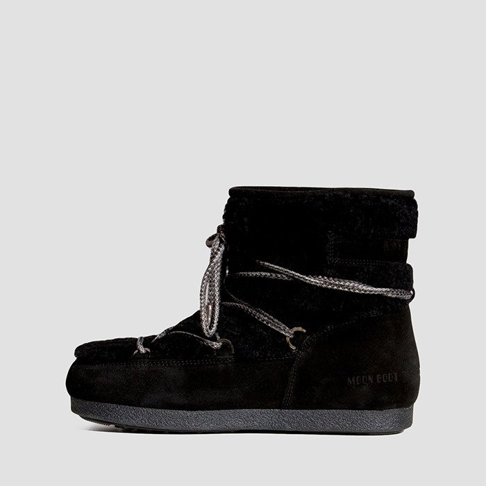 Moon Boot Far Side Low Shearling 24200800 003