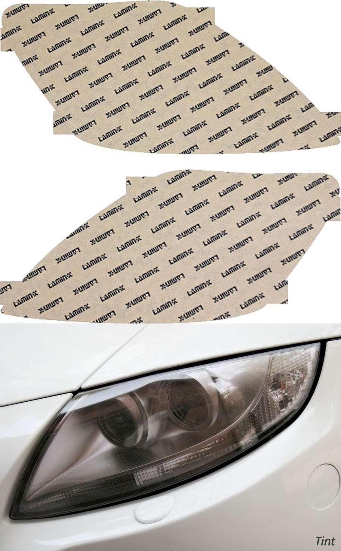 Toyota Yaris Sedan 07-11 Tint Headlight Covers Lamin-X T019T