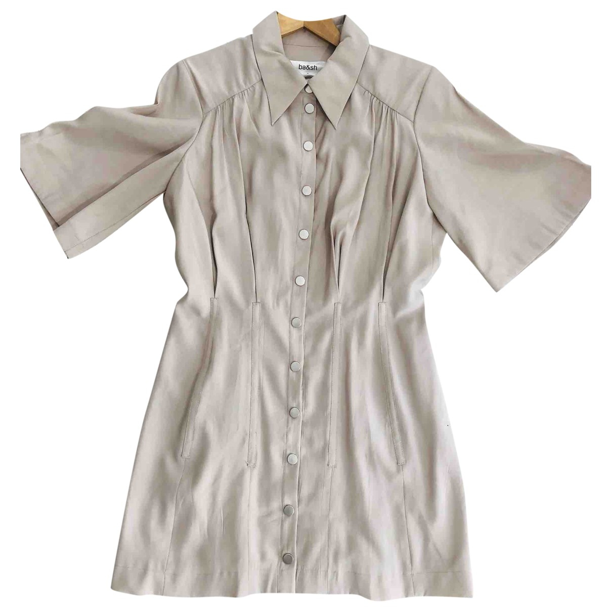 Ba&sh Spring Summer 2020 Beige dress for Women 3 0-5