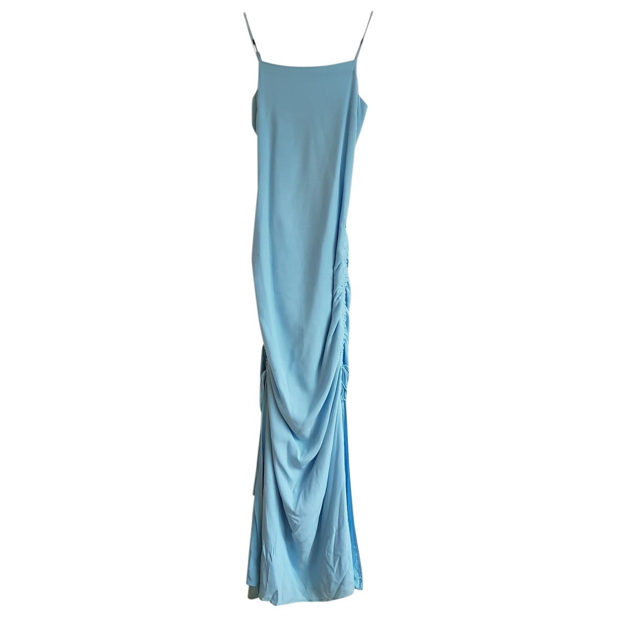 Staud - Robe   pour femme - bleu