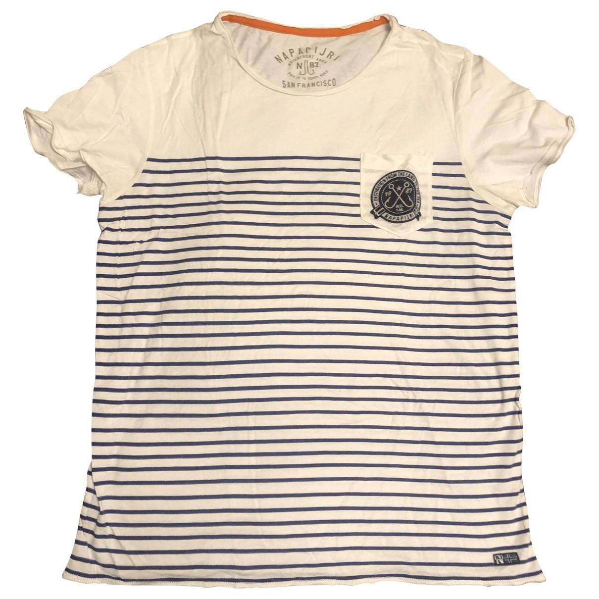 Napapijri \N T-Shirts in  Weiss Baumwolle