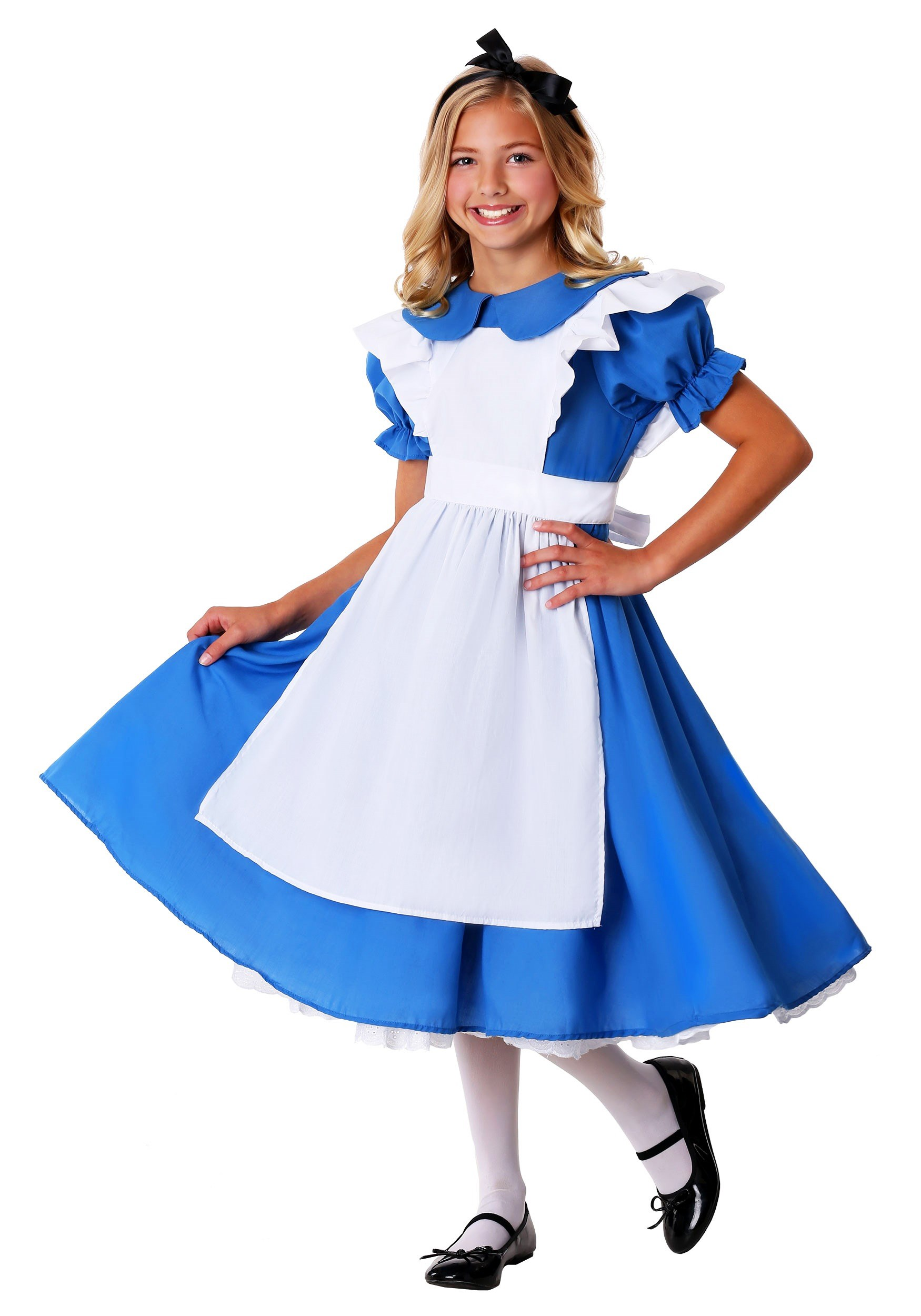 Child Deluxe Alice Costume | Exclusive | Made By Us