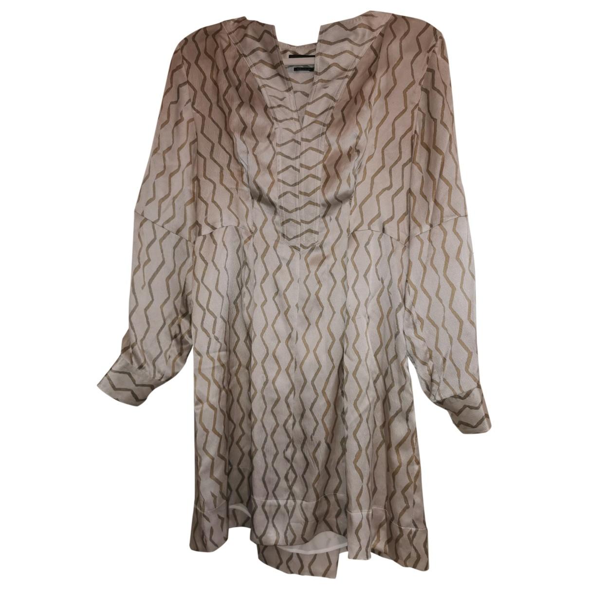 Isabel Marant \N Silk dress for Women 42 IT