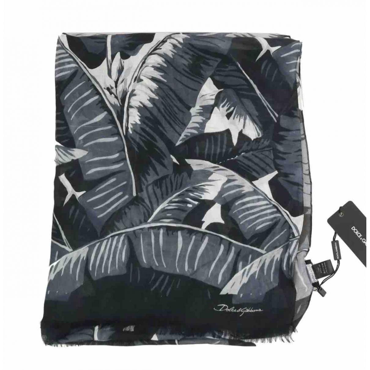 Dolce & Gabbana - Cheches.Echarpes   pour homme en cachemire - noir