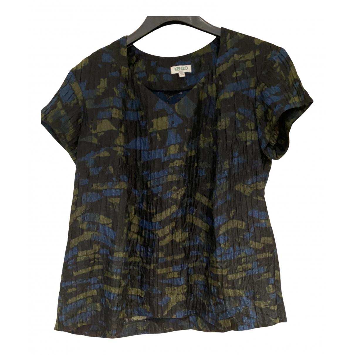 Kenzo N Multicolour Silk  top for Women 38 FR