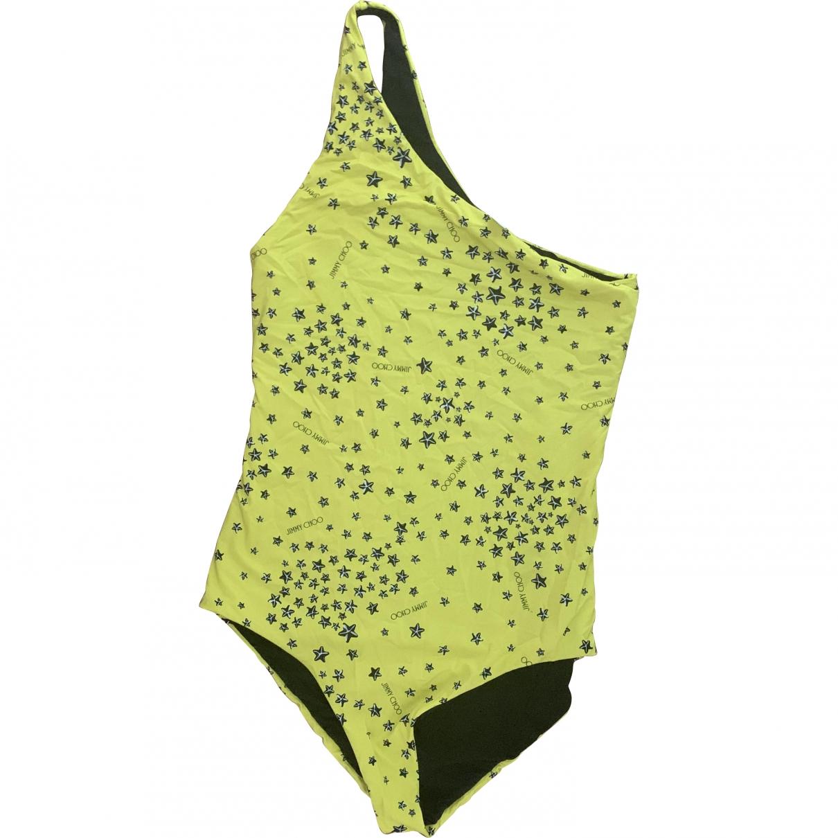 Jimmy Choo \N Yellow Swimwear for Women \N
