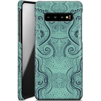 Samsung Galaxy S10 Plus Smartphone Huelle - Visnu von Daniel Martin Diaz