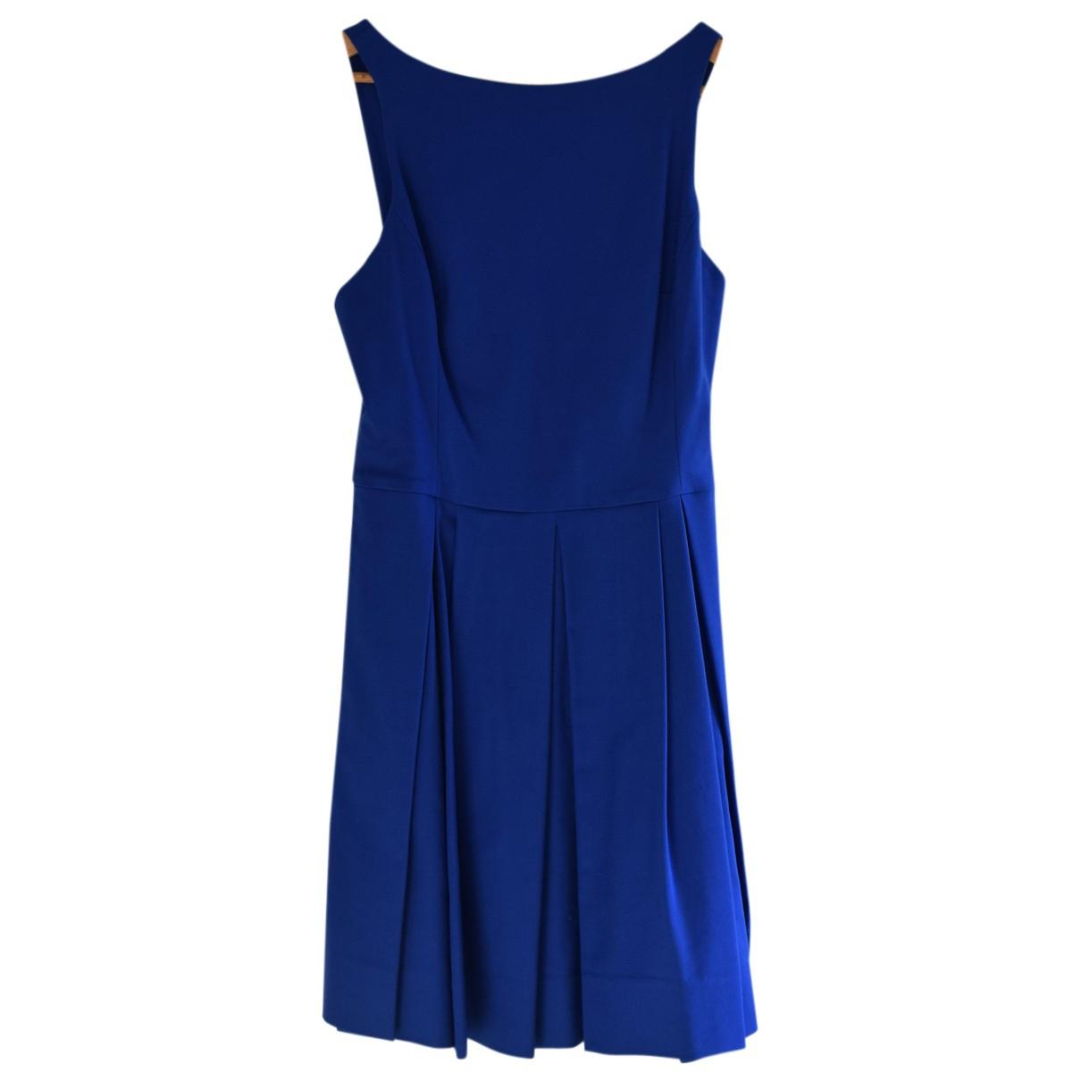 Lauren Ralph Lauren \N Kleid in  Blau Viskose