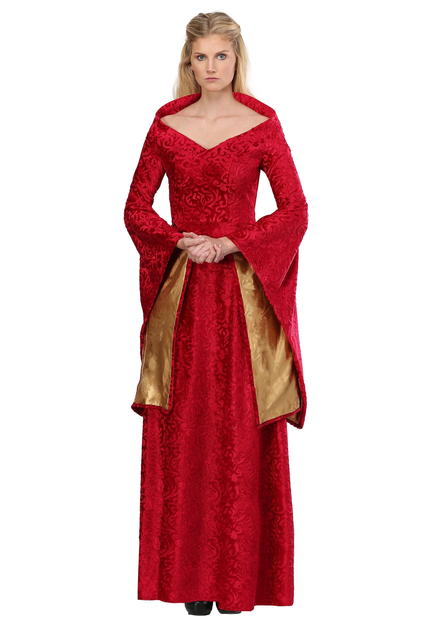 Lion Queen Costume for Women