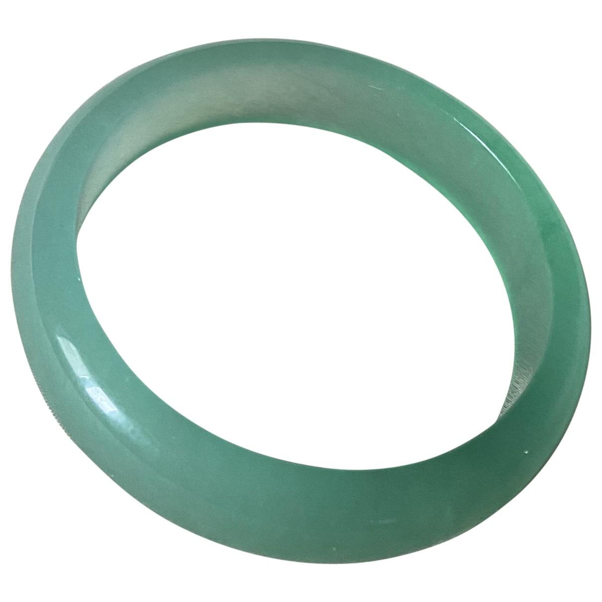 - Bracelet   pour femme en jade - vert