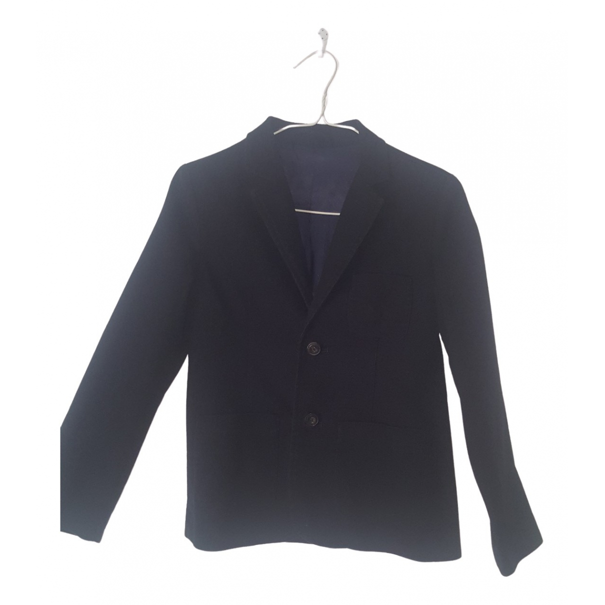 Massimo Dutti \N Navy Cotton jacket & coat for Kids 10 years - up to 142cm FR