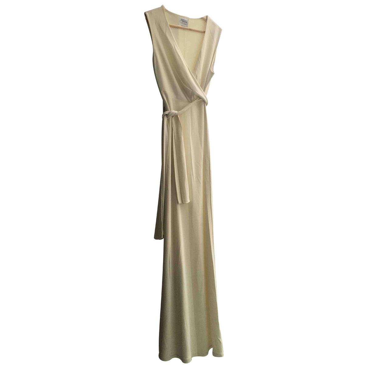 Gianfranco Ferré \N White dress for Women 44 IT