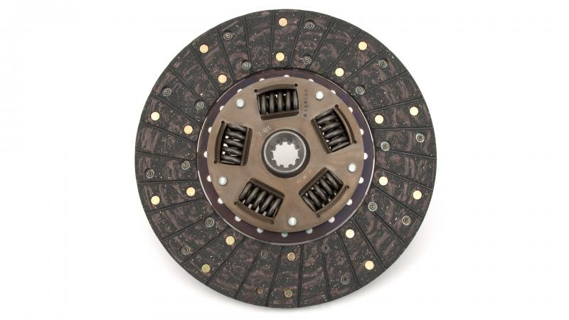 Centerforce 281226(R) I and II, Clutch Friction Disc