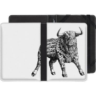 Kobo Aura Edition 2 eBook Reader Huelle - Raging Bull von BIOWORKZ