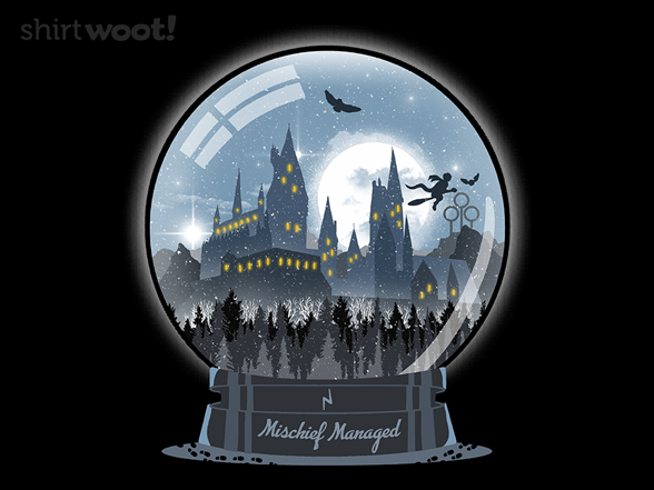 Winter Magic T Shirt