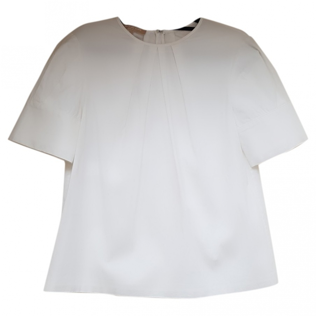 Michael Kors \N Ecru Cotton  top for Women 2 US