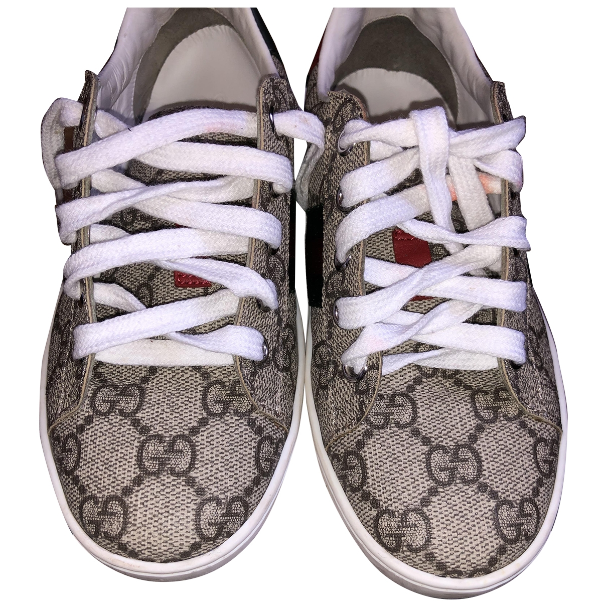 Gucci \N Leather Trainers for Kids 31 EU