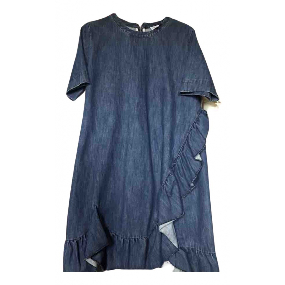 Bimba Y Lola N Blue Denim - Jeans dress for Women L International