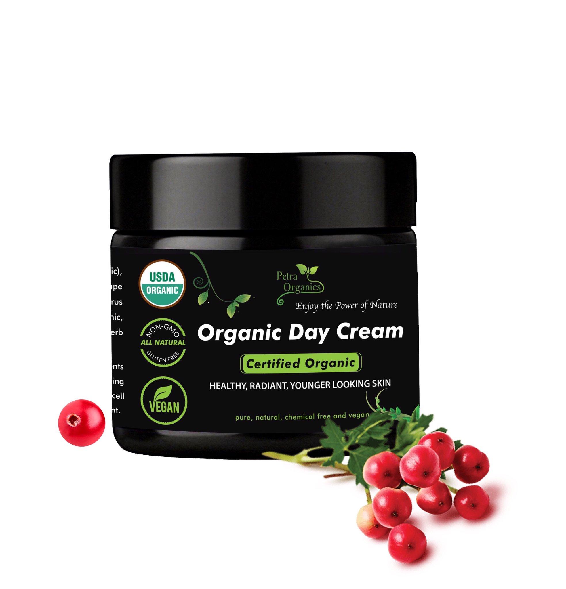 Organic Day Cream
