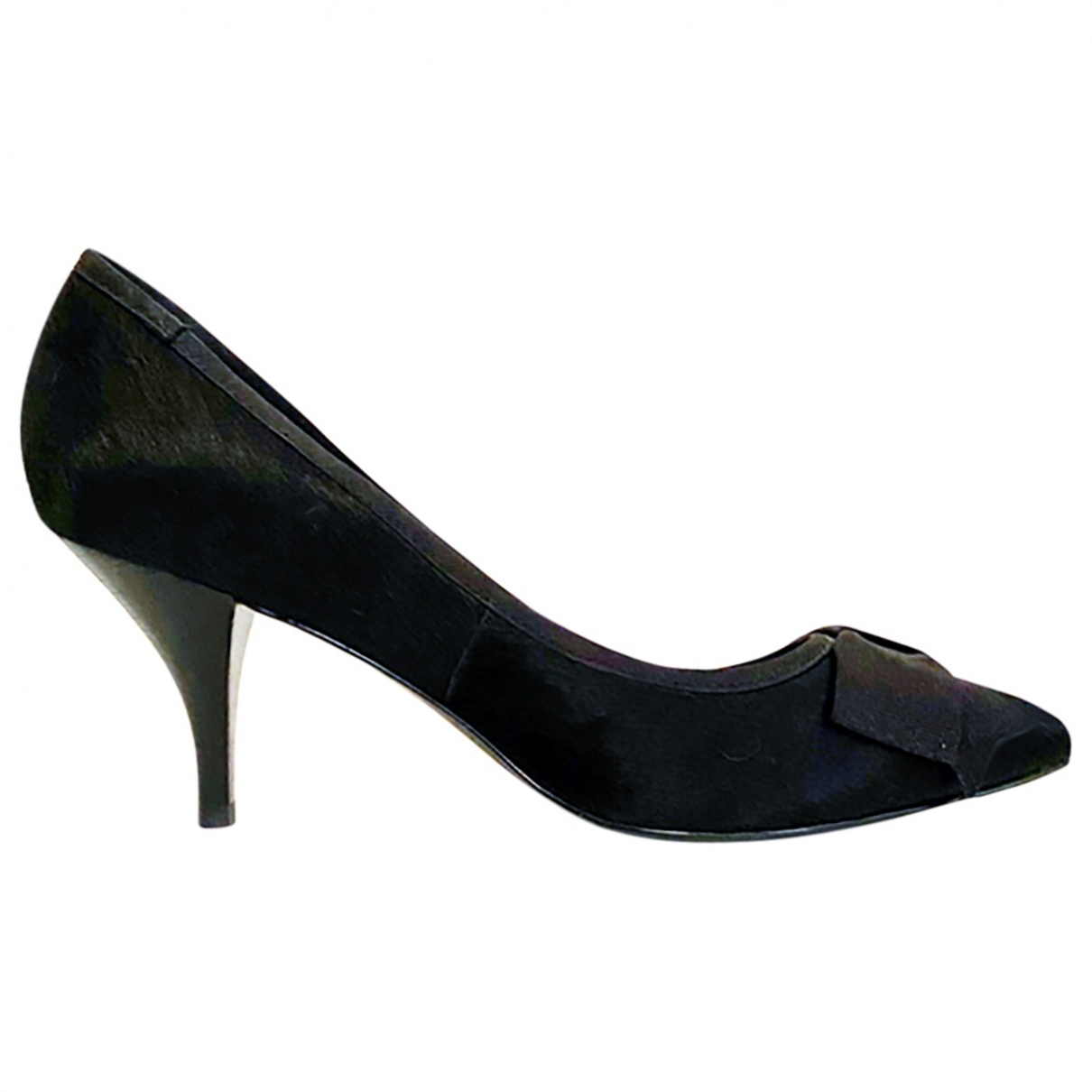 Ash \N Black Pony-style calfskin Heels for Women 39 EU