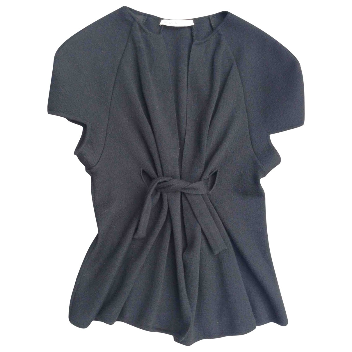 Balenciaga \N Pullover in  Schwarz Wolle