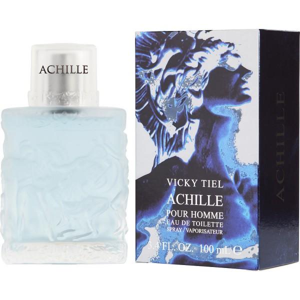 Achille Pour Homme - Vicky Tiel Eau de toilette en espray 100 ML