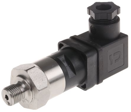 Gems Sensors Air, Hydraulic Pressure Switch, SPDT 1000 → 3000psi, 125/250 V, BSP 1/4 process connection