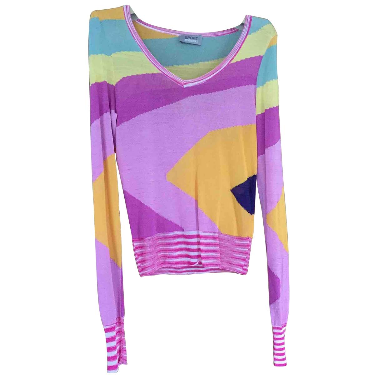 Missoni - Top   pour femme - multicolore