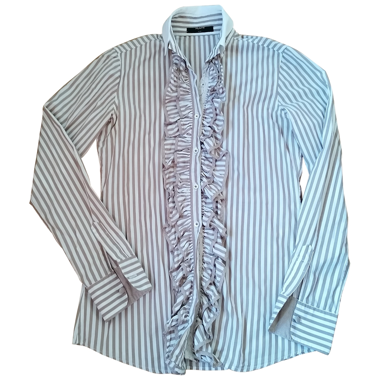 Aglini - Top   pour femme en coton