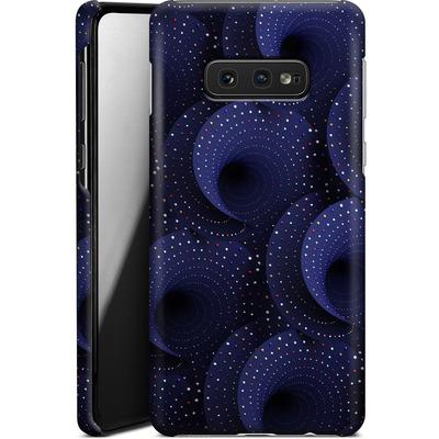 Samsung Galaxy S10e Smartphone Huelle - Spiral Pattern von Danny Ivan