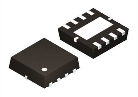 Texas Instruments TPD6E004RSER, Hex-Element ESD Protection Array, 8-Pin QFN (5)