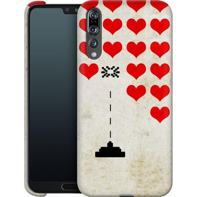 Huawei P20 Pro Smartphone Huelle - Heart Attack von Claus-Peter Schops