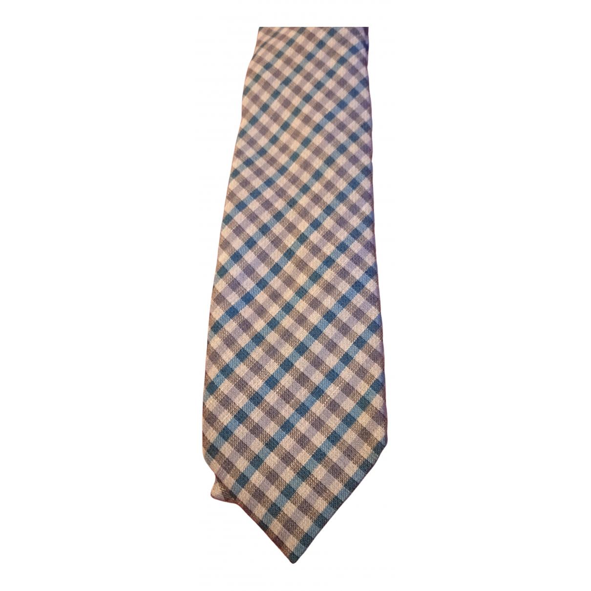 Altea \N Krawatten in Baumwolle