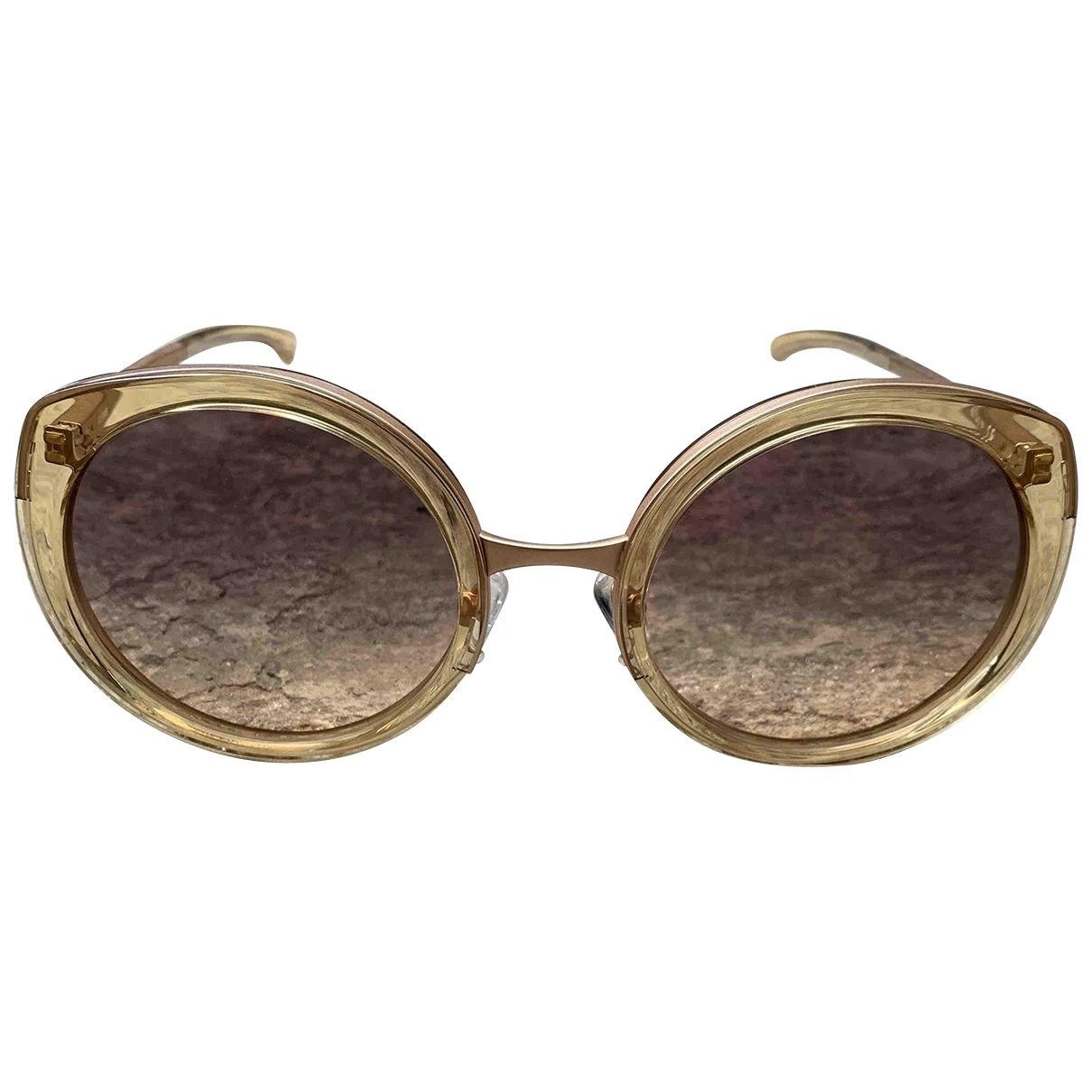 Jil Sander \N Beige Sunglasses for Women \N
