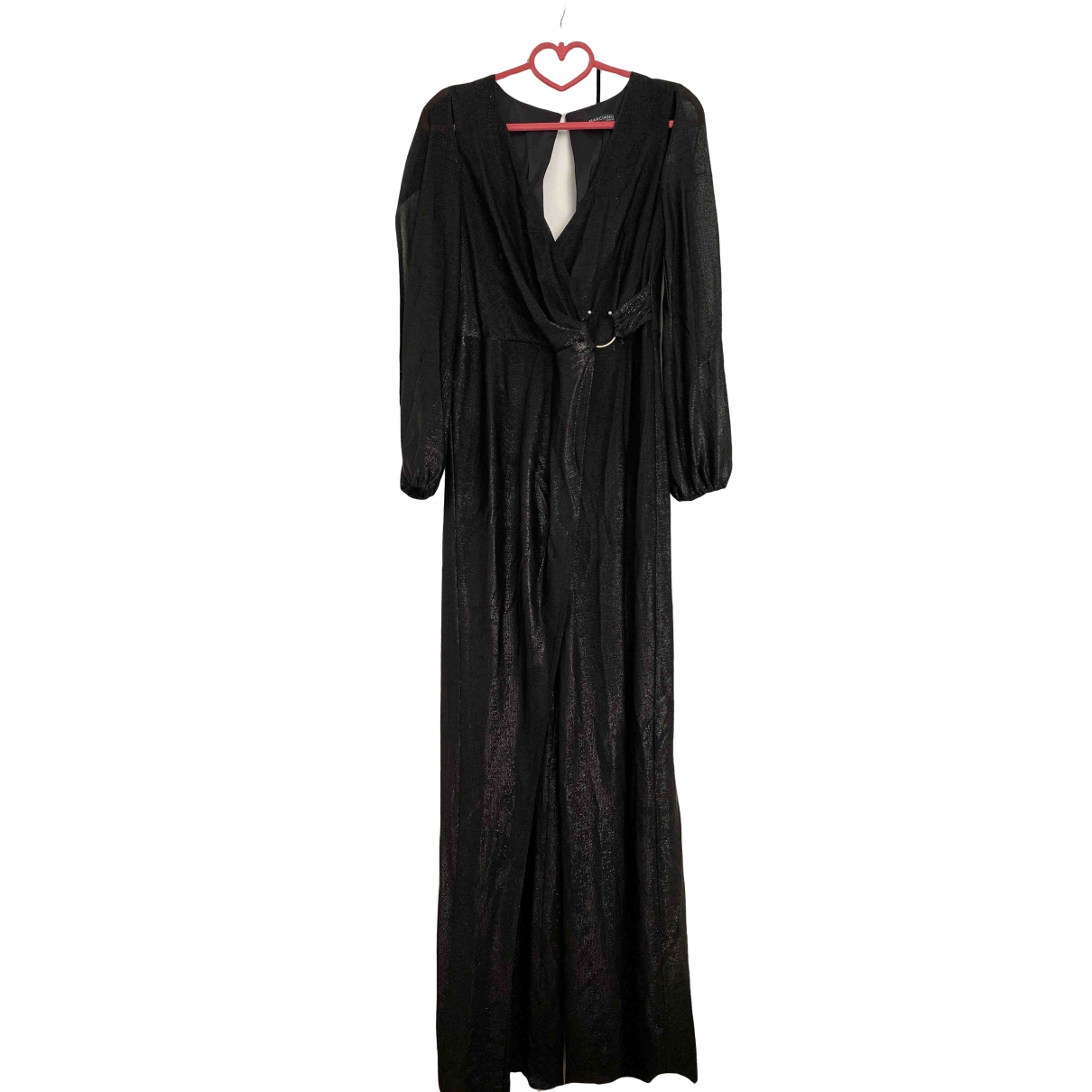 Guess \N Jumpsuit in  Schwarz Viskose