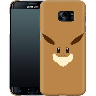 Samsung Galaxy S7 Edge Smartphone Huelle - Eevee by Lucian Foehr von Lucian Foehr