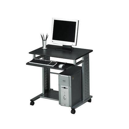 Eastwinds Station de travail pour PC mobile avec plateau à clavier coulissant