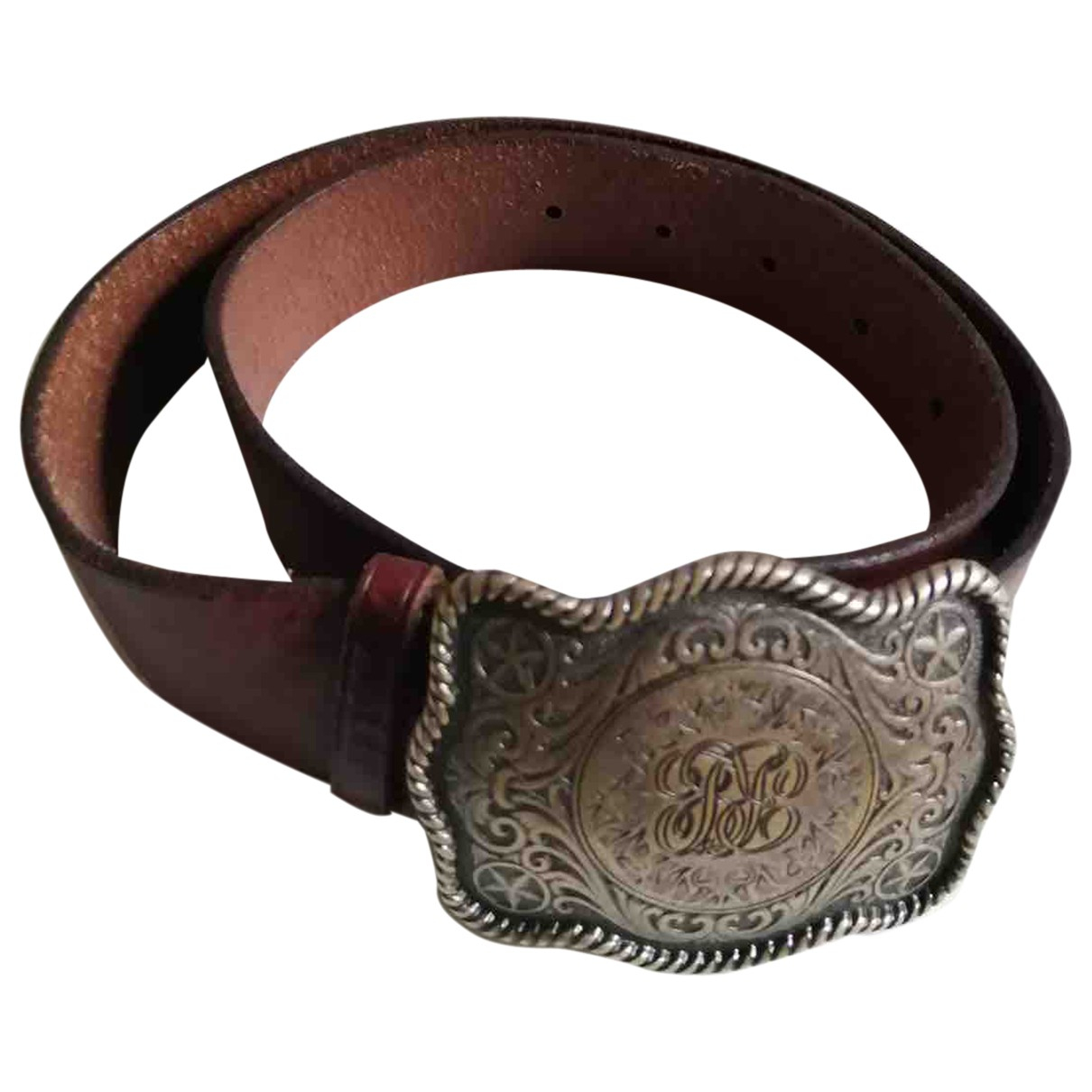 Ralph Lauren \N Multicolour Leather belt for Women 31 Inches