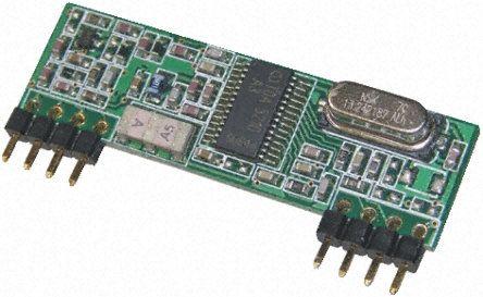 Quasar QFM-RX1-433 RF Receiver Module 433 MHz, 4.5 → 5.5V